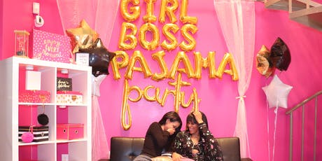 GIRL BOSS PAJAMA PARTY - VISION BOARD PARTY tickets