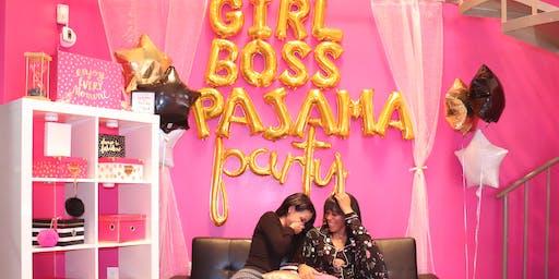 GIRL BOSS PAJAMA PARTY - VISION BOARD PARTY