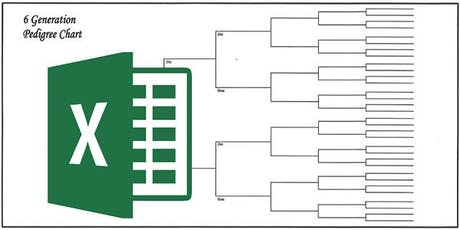 Excel for Genealogists  tickets
