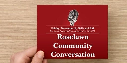 Roselawn  Community Conversation