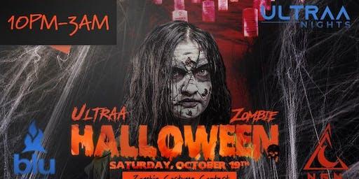 Ultraa Halloween Night (Zombie Themed)