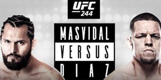UFC 244 Dave and Buster's Albuquerque