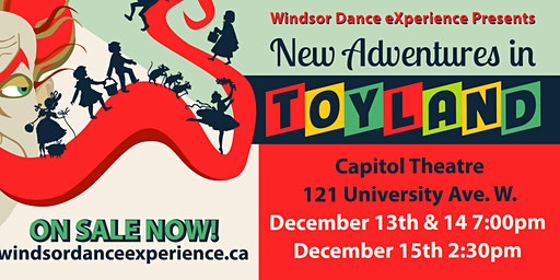 WDX: New Adventures in Toyland (Dance)
