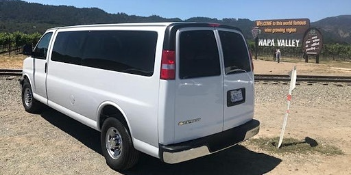 The Ultimate Wine Country Tour with 15 Passengers Sprinter (Flat Rate $495)