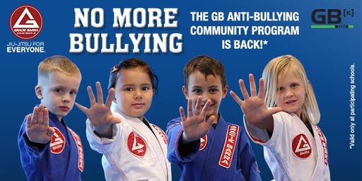 Free kids anti- bullying Seminar