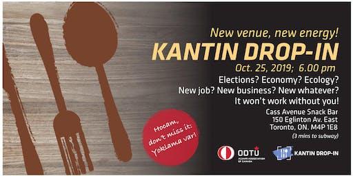 OAAC 'Kantin' Drop-in-October