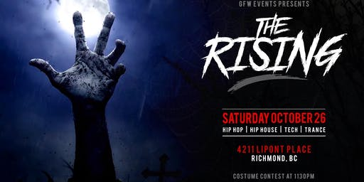 GFW EVENTS: The Rising 2019