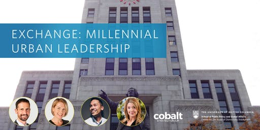 Exchange: Millennial Urban Leadership