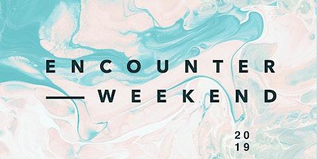 Encounter Weekend tickets