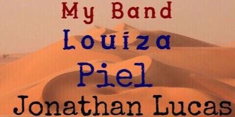 Jonathan Lucas//Piel//LOUIZA//My Band  @ SilverLake Lounge