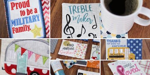 Make and Take: Kimberbell Mug Rug