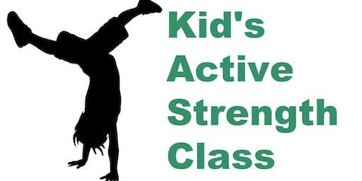 Kid's Active Fun Strength Class