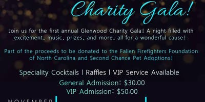 The Glenwood Charity Gala!