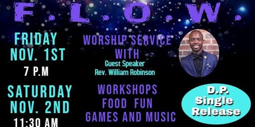 F.L.O.W. Youth and Young Adult Conference
