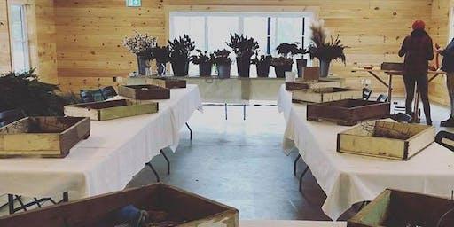 Winter Wreath Workshop - West Elgin