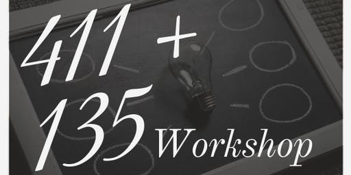 411 + 135 Goal Setting Workshop | w/ Guru Singh