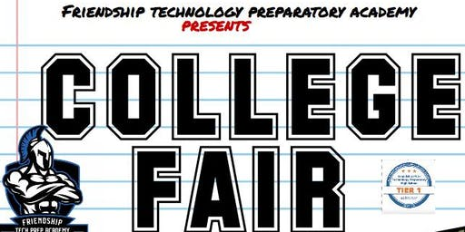 Friendship Technology Preparatory Academy College Fair
