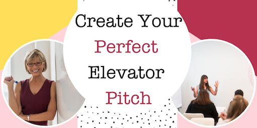 Create Your Perfect Elevator Pitch