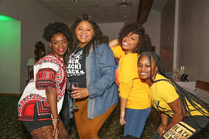 AfroFest: Michigan's Largest Afro Party image
