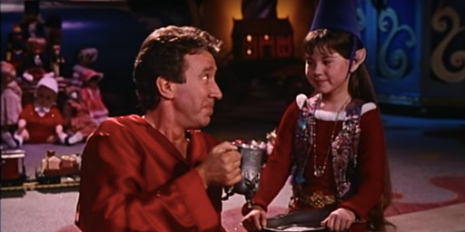 Melrose Rooftop Theatre Presents - THE SANTA CLAUSE