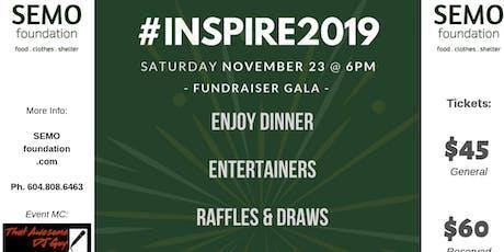 INSPIRE 2019 tickets
