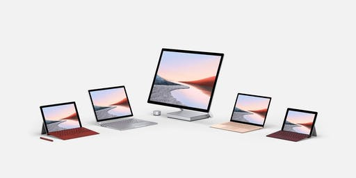 Surface Launch at Microsoft Store