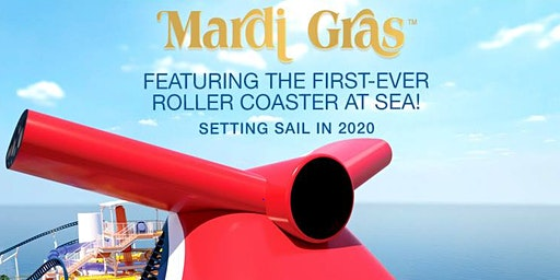 Carnival Mardi Gras Cruise