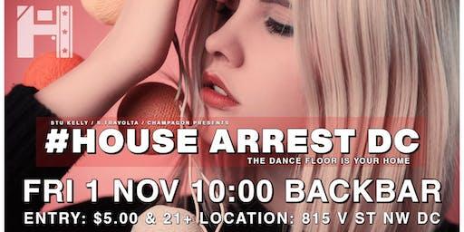 House Arrest DC