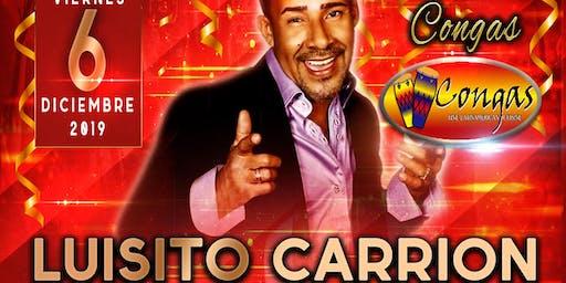 Luisito Carrión @ Congas