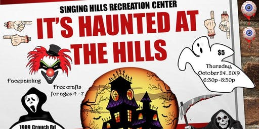 Haunted at the Hills