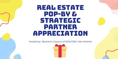 Pop-By's and Strat Partner Ties