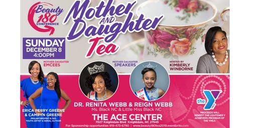 Beauty 180 Mother and Daughter Tea!