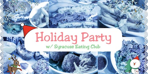 Syracuse Eating Club - Holiday Party