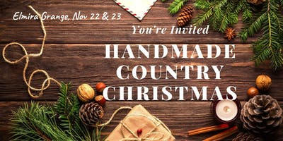 Handmade Country Christmas Bazaar