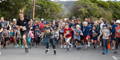 10th Annual Bolinas Museum 2-Mile Turkey Trot