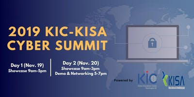 2019 KIC-KISA Cyber Summit