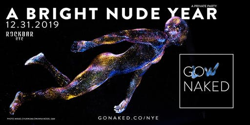 A BRIGHT NUDE YEAR / by GO NAKED