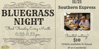 Bluegrass Night with Southern Express
