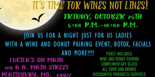 Ladies Night Out- Botox and WIne