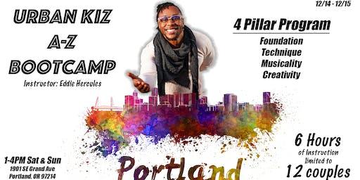 Urban Kiz A-Z Bootcamp: Portland