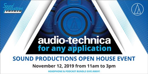 Audio Technica For Any Application