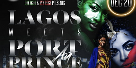 Lagos To Port Au Prince tickets