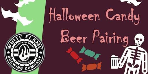 Halloween Candy Beer Pairing