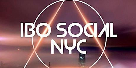IBO Social New York  tickets