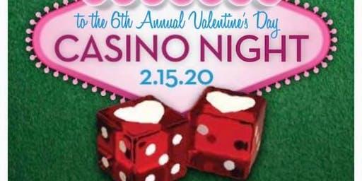 The 6th Annual Tanner's Touch Casino Night