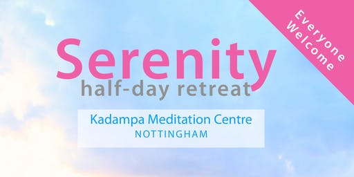 Half-day Retreat SERENITY