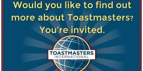 Calvert Toastmasters Club tickets