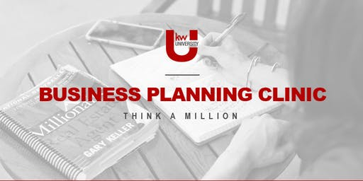 Business Planning Clinic w/ Bruce Kink