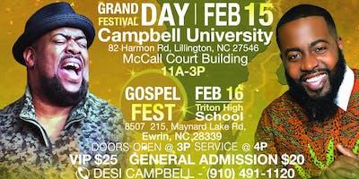 Harnett County African American Heritage Festival Gospel Fest