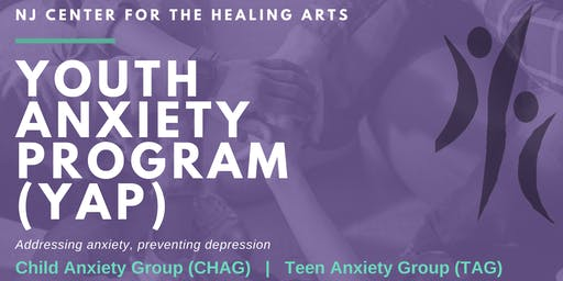 Youth Anxiety Program (PARENT INFO SESSION)